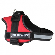 Harnais Julius K-9 Rouge