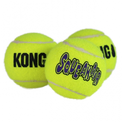 Kong Air Dog Balls